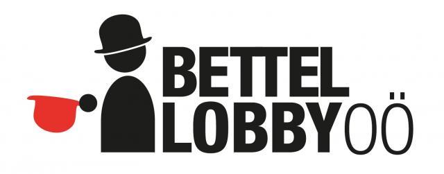 Logo Bettellobby OÖ