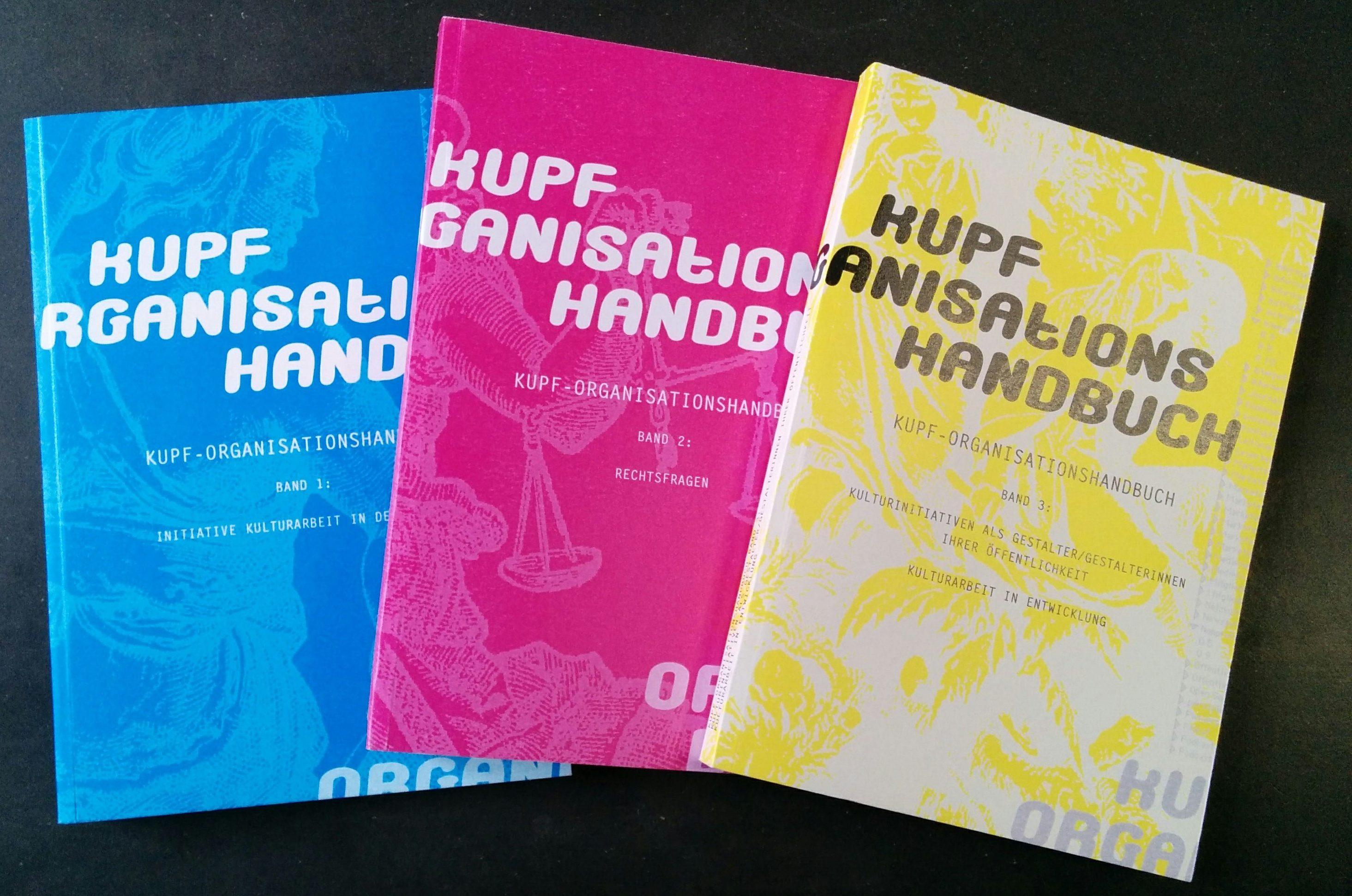 organisationshandbuch aufbau