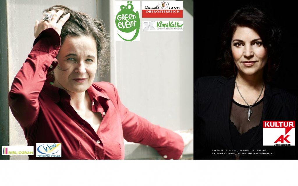 Maria Hofstätter ist (c) Mihai M. Mitrea & Melissa Coleman ist (c) www.melissacoleman.at