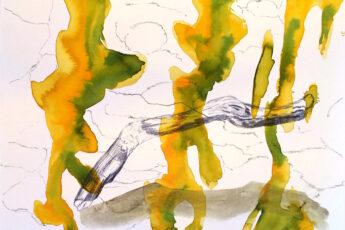 Zeichnung Walter Kainz