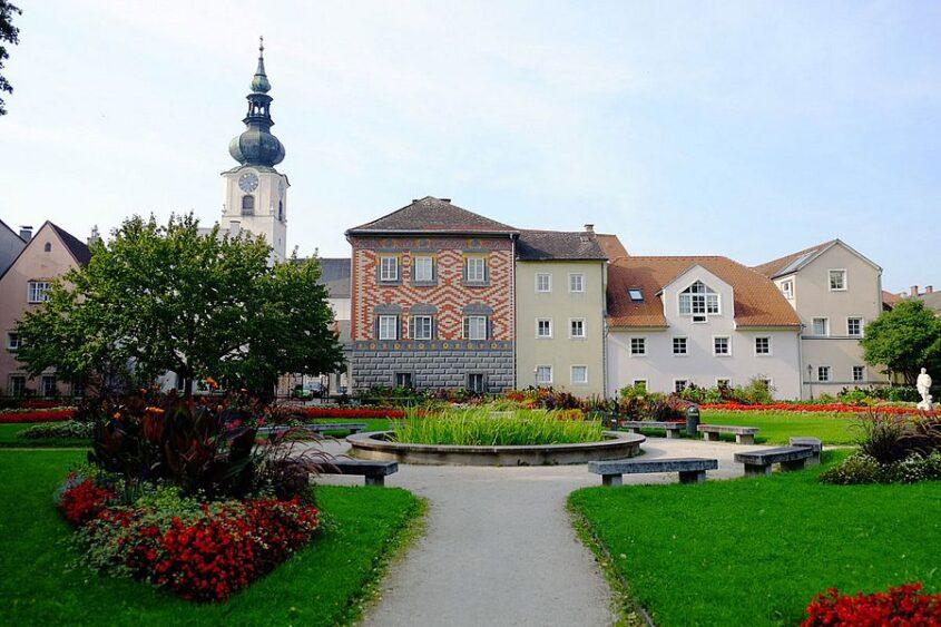 Burggarten Wels