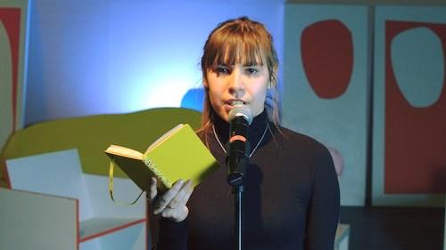 Poetry Slam Kaddles by Medienkulturhaus Wels