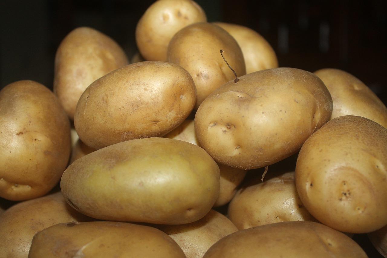 Vegetable Okra Bhindi Potato  - RikkyLohia / Pixabay