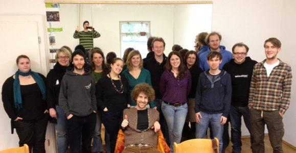 Kulturverein Sozialforum Freiwerk Team