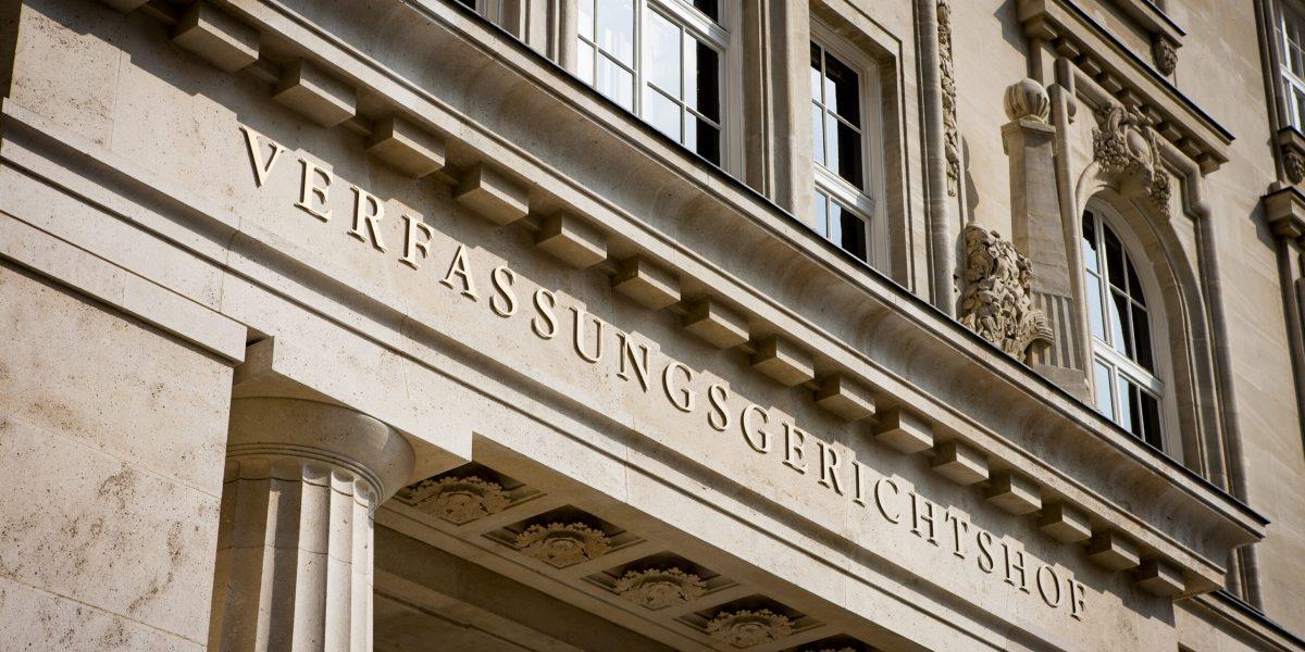 Verfassungsgerichtshof Gebaeude